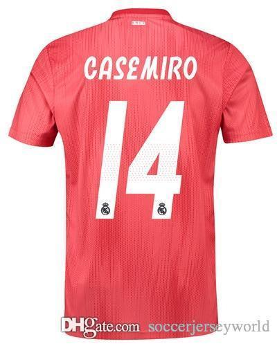 29851cbd6203e Real Madrid 2019 RONALDO ASENSIO BALE ISCO Home Away 3rd Soccer Jersey  RAMOS BENZEMA Shirt 2018 Camiseta Real Madrid Football Kit Jerseys UK 2019  From ...