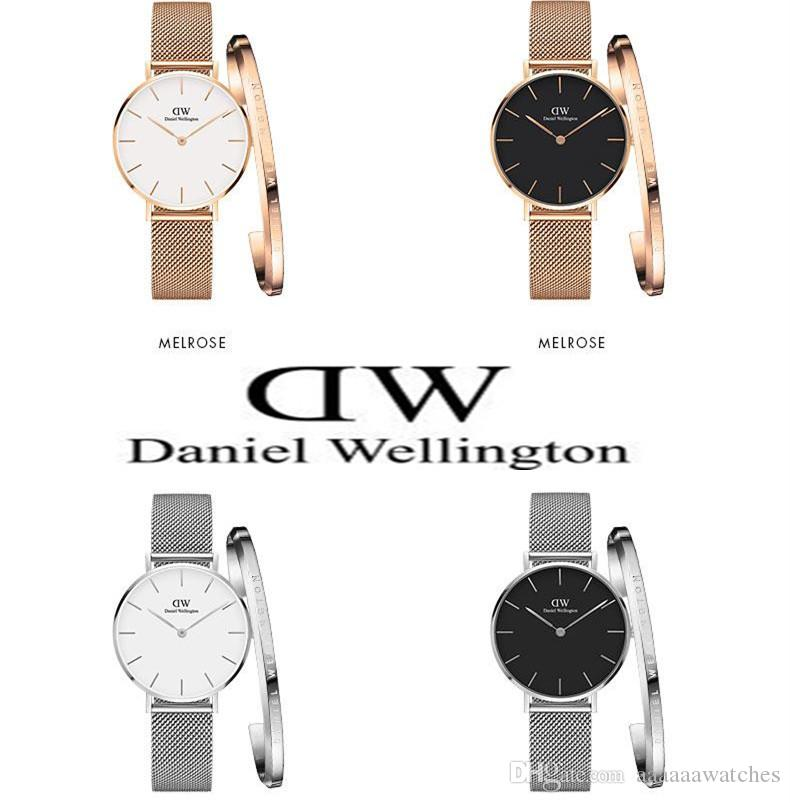 97ab4ce200aee1 Daniel Wellington Watch Dw Luxury Women Quartz Watch 32MM Watches And  Jewelry Bracelets Fashion Lady Elegant Clock With Original Box Cheap  Watches Digital ...