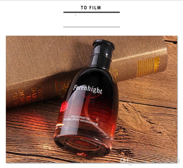 100ml Parfum Homme Spray Eau De Dhl Naturel Vaporisature Pour Cologne thdQsr