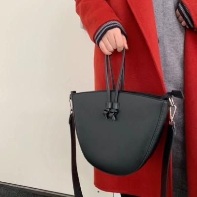 6695170ed7 Luxury Crossbody Bags For Women Designer Handbags Luxury Famous Brands PU  Leather Shoulder Bag Vintage Metal Ring Handbag Designer Bags Ladies  Handbags From ...