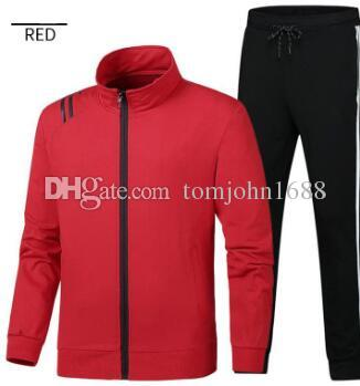 man Polo punk clothing Designer Tracksuit Sweat Suits see Autumn Brand Mens Tracksuits Jogger Suits Jacket + Pants Sets Sporting Suit Print