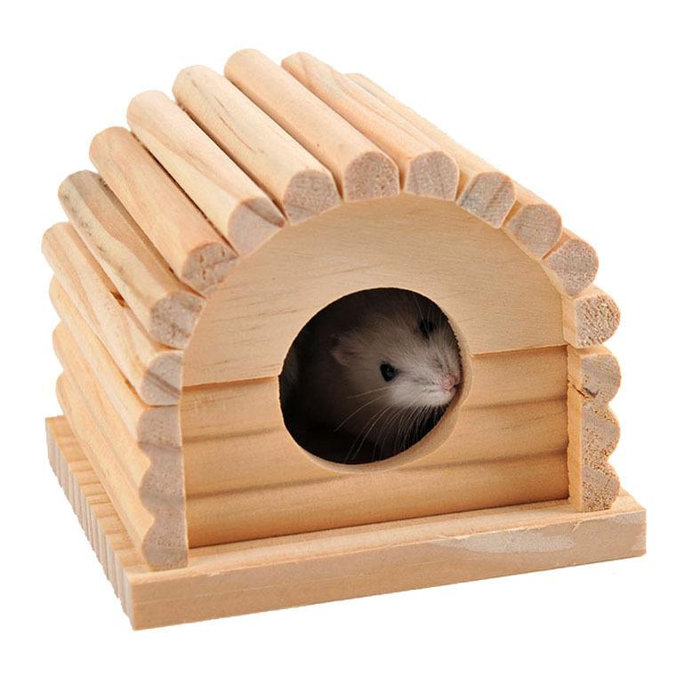 Peachy Fission Small Rat Rats House Nest Cage Cabin Hamster Woodiness Toys Interior Design Ideas Oteneahmetsinanyavuzinfo