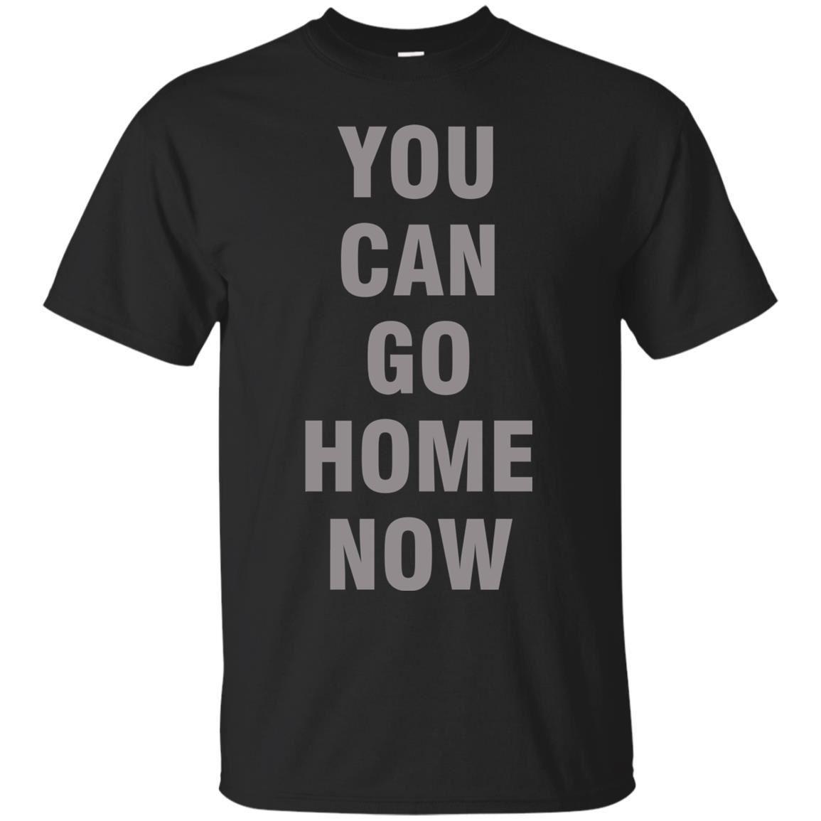 ad6753e18f Compre Preto. T Shirt Branca Você Pode Ir Para Casa Agora Camisa, Motivação  De Treino 2019 Camisas De Manga Curta De Algodão Homem Roupas De  Yvettestore, ...