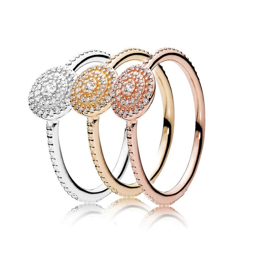 86062c88c 2019 Authentic 925 Sterling Silver Radiant Elegance 2 Laps Rings For Women  Wedding Party Ring Charm DIY Jewelry From Nasturtium, $24.38 | DHgate.Com