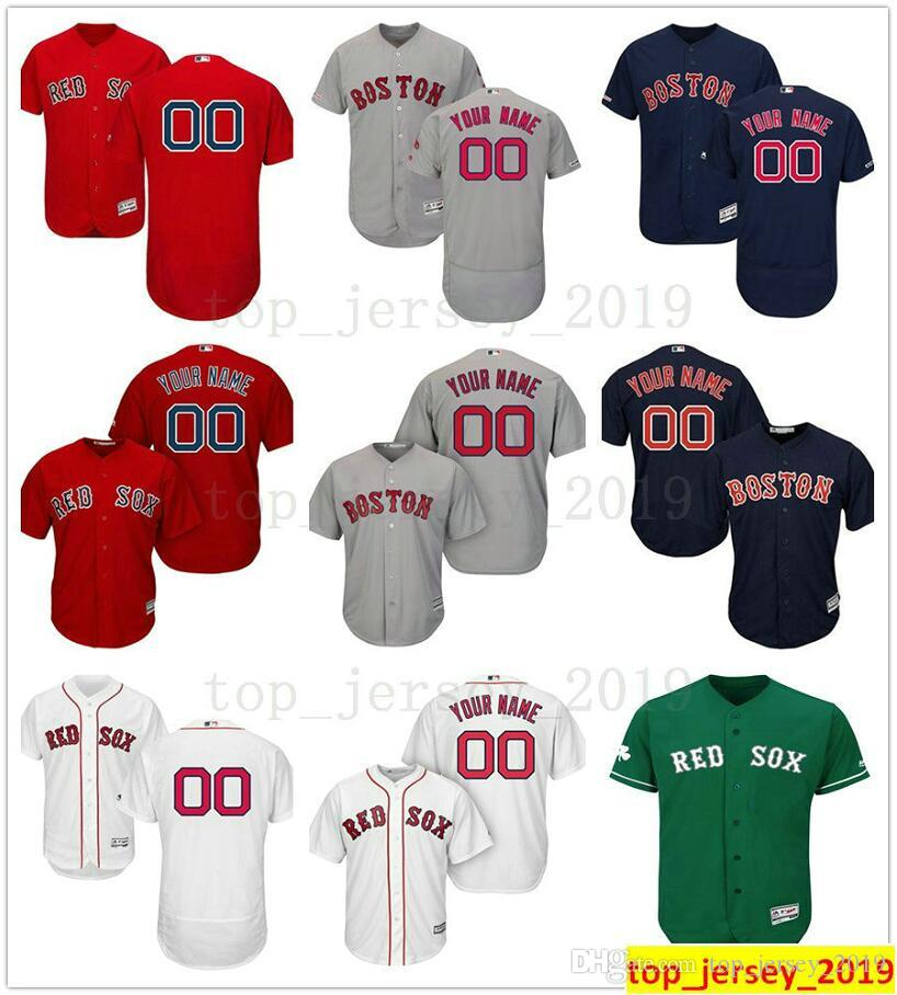 buy online 51d41 03dbd Boston Custom Red Sox 72 Colten Brewer 11 Rafael Devers 17 Nathan Eovaldi  37 Heath Hembree 80 Darwinzon Hernandez 40 Marco Hernandez Jersey