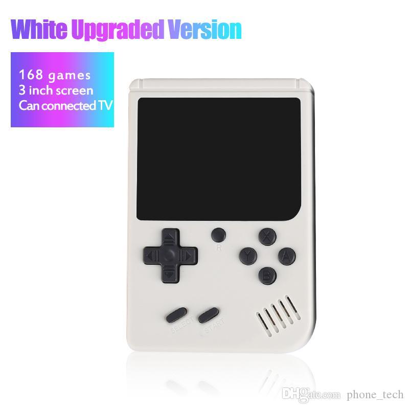 Compre Consola De Juegos Portatil Mini Portatil 2018 De 8 Bits Y 3 0