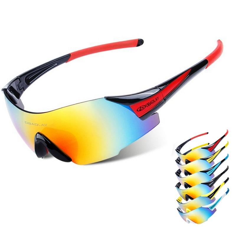 ce01a62428 Cycling Sunglasses Sport Men Women Bicycle Glasses Oculos Mountain ...