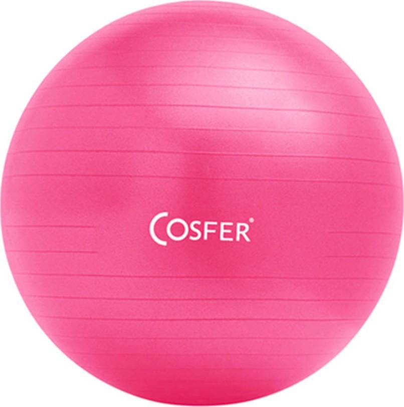 Cosfer Cosfii CSF-55CMF Pilates Ball 55 cm. fuchsia Ship from Turkey HB-003708545