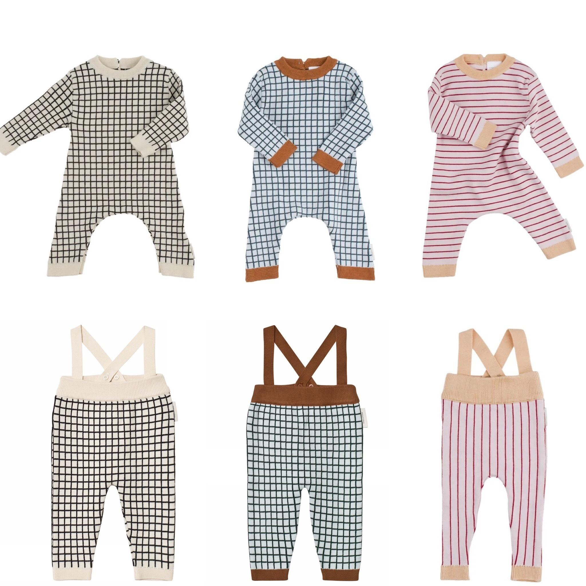 a4473cc17f4e 2019 2019 Spring Baby Rompers Boys Girls Cotton Plaid Jumpsuits Newborn Baby  Clothes Hat Overalls New Children Clothing Roupas Bebes From Usefully20