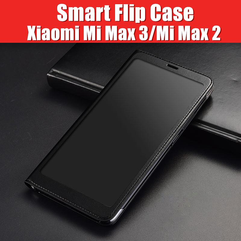 online store 56399 2f0aa wholesale mi max 3 case original catman which based on luxury PU leather  funda magnet smart flip cover case xiaomi mi max 2
