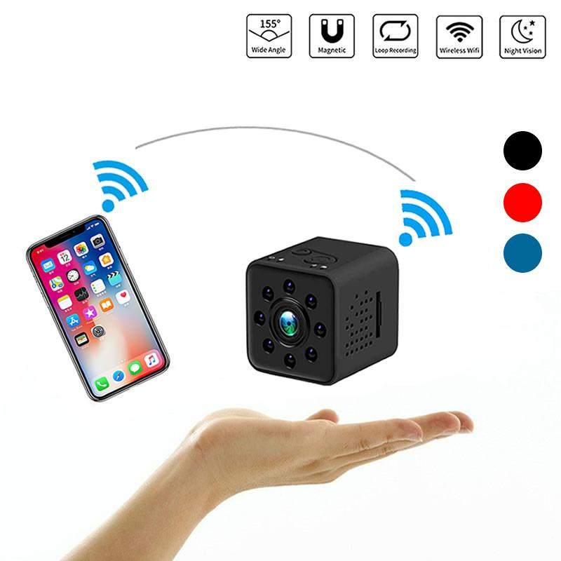 Original Mini Cam WIFI Camera SQ11 FULL HD 1080P Night Vision Waterproof Shell CMOS Sensor Recorder Camcorder