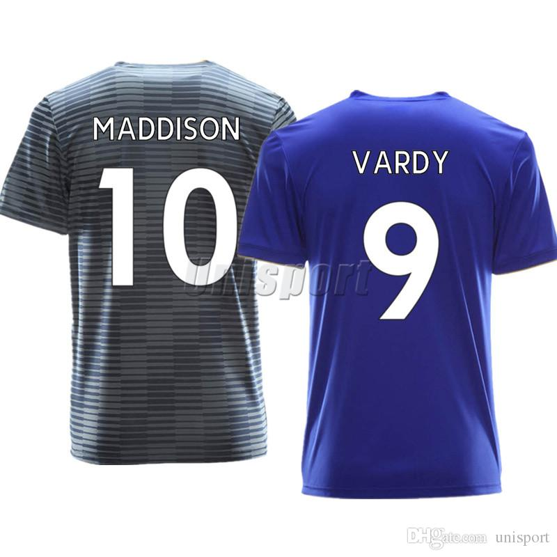 6b8219d5600 2018 19 The Foxes Soccer Jerseys Vardy Maddison Futbol Camisa Football  Camisetas Shirt Kit Maillot Soccer Vardy Jersey Vardy Kit Online with   20.12 Piece on ...