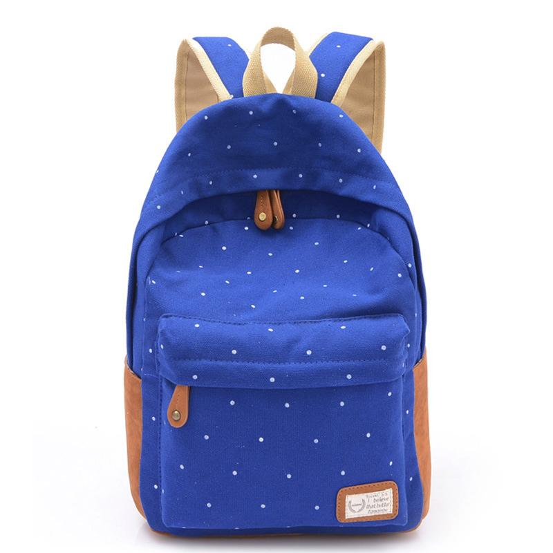 c3cd56f369e4 Korean Canvas Printing Backpack Women School Bags For Teenage Girls Cute  Bookbags Vintage Laptop Backpacks Female Df414 Backpacks For School Laptop  ...