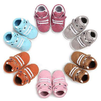 03171b89282f8 Pudcoco 2019 Newborn Baby Girls Boys Indoor Anti Slip Warm Cartoon Shoes  Soft Slippers Running Trainers For Girls Cheap Boys Running Shoes From  Fkansis