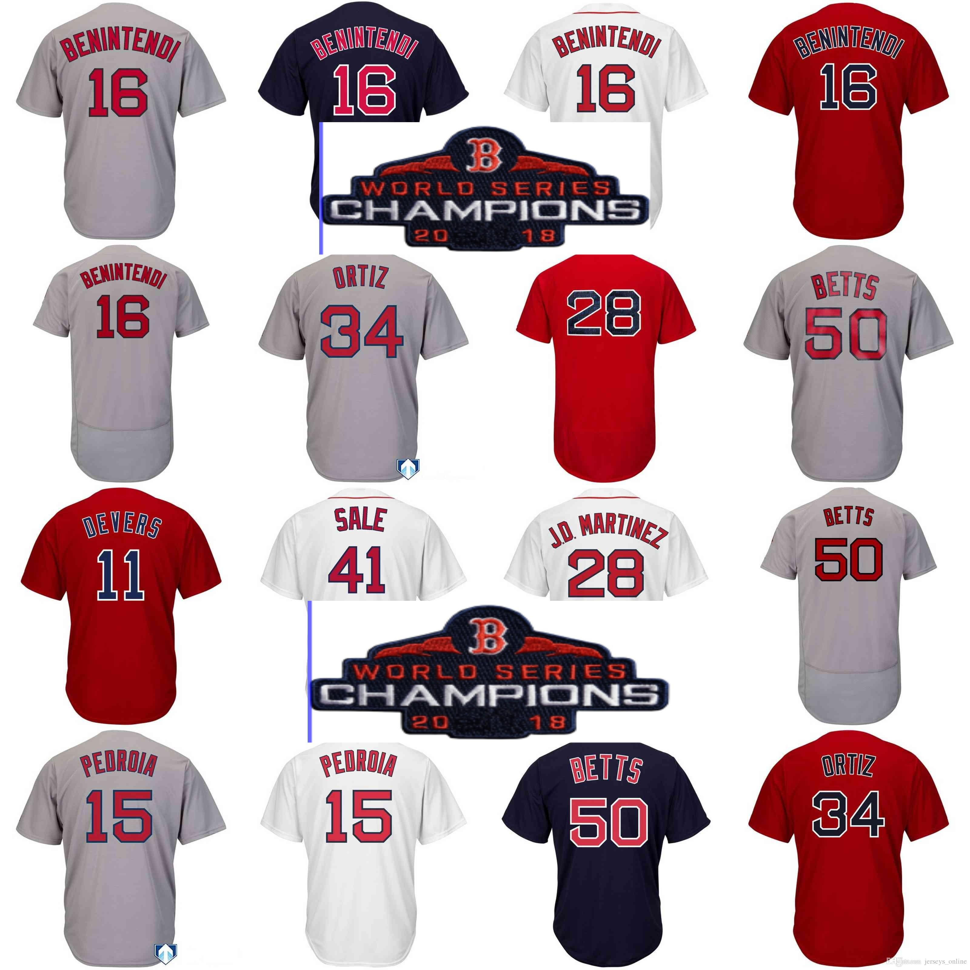 16d13b6c40509 ... home white majestic cool base jersey stitch pro edge sports 07f19  8e37d; best 2019 boston red sox jersey bogaerts pedroia andrew benintendi  david price ...