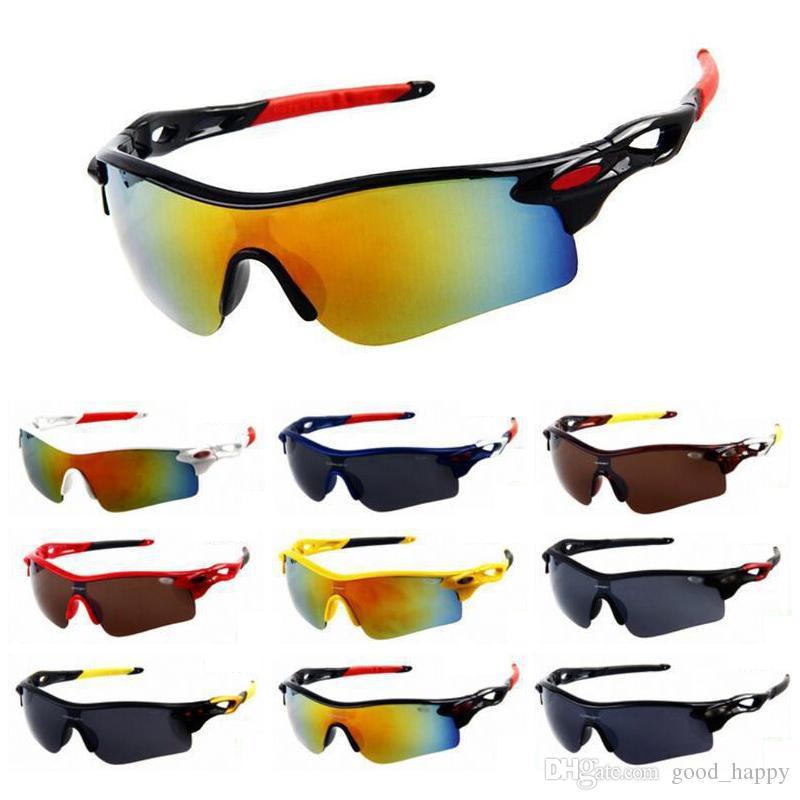 3d8ec7bd7 Compre Profissão Marca Bicicleta Ciclismo Eyewear Esporte Ao Ar Livre Óculos  De Sol Para Mulheres Dos Homens Da Bicicleta Da Montanha Equitação Óculos  De ...