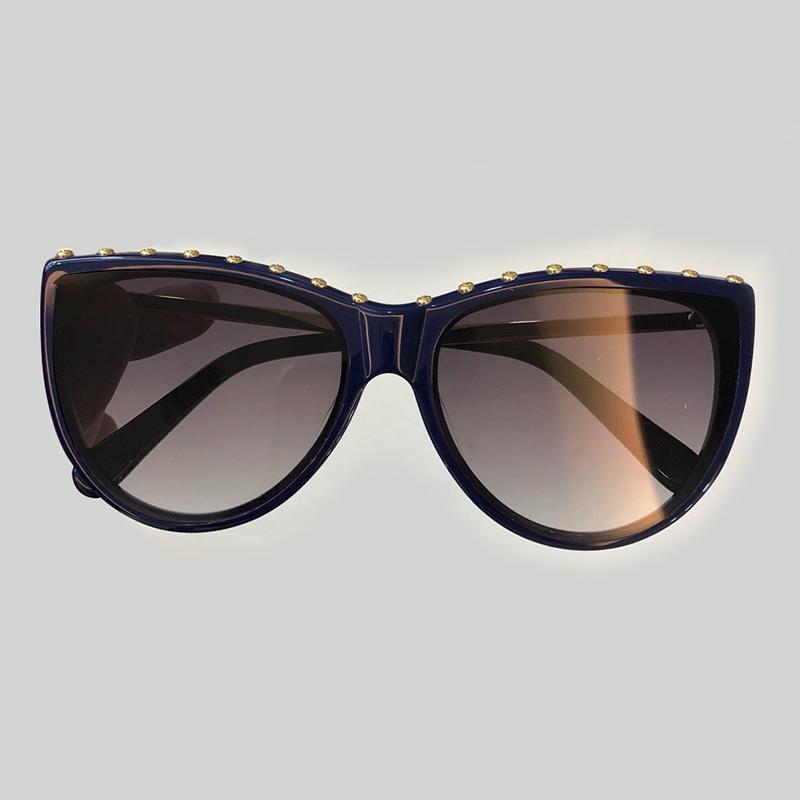 0e7da42ee High Quality Women Cat Eye Sunglasses 2019 Fashion Vintage Acetate Frame  Eyewear Oculos De Sol Feminino With Packing Box Vuarnet Sunglasses Bifocal  ...