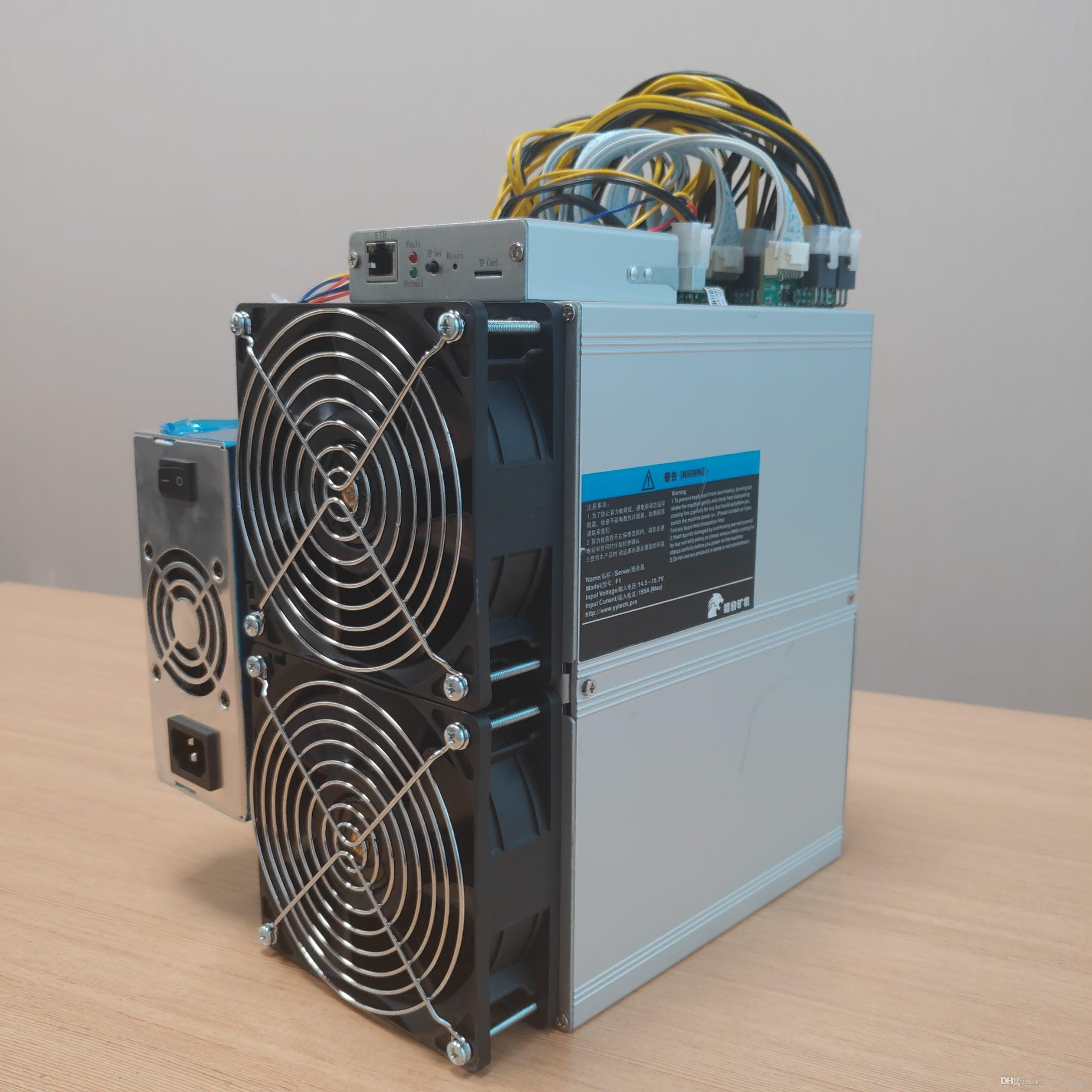 2019 Newest LieBao F1 24T 2100W Bitcoin Miner With SAMSUNG ...