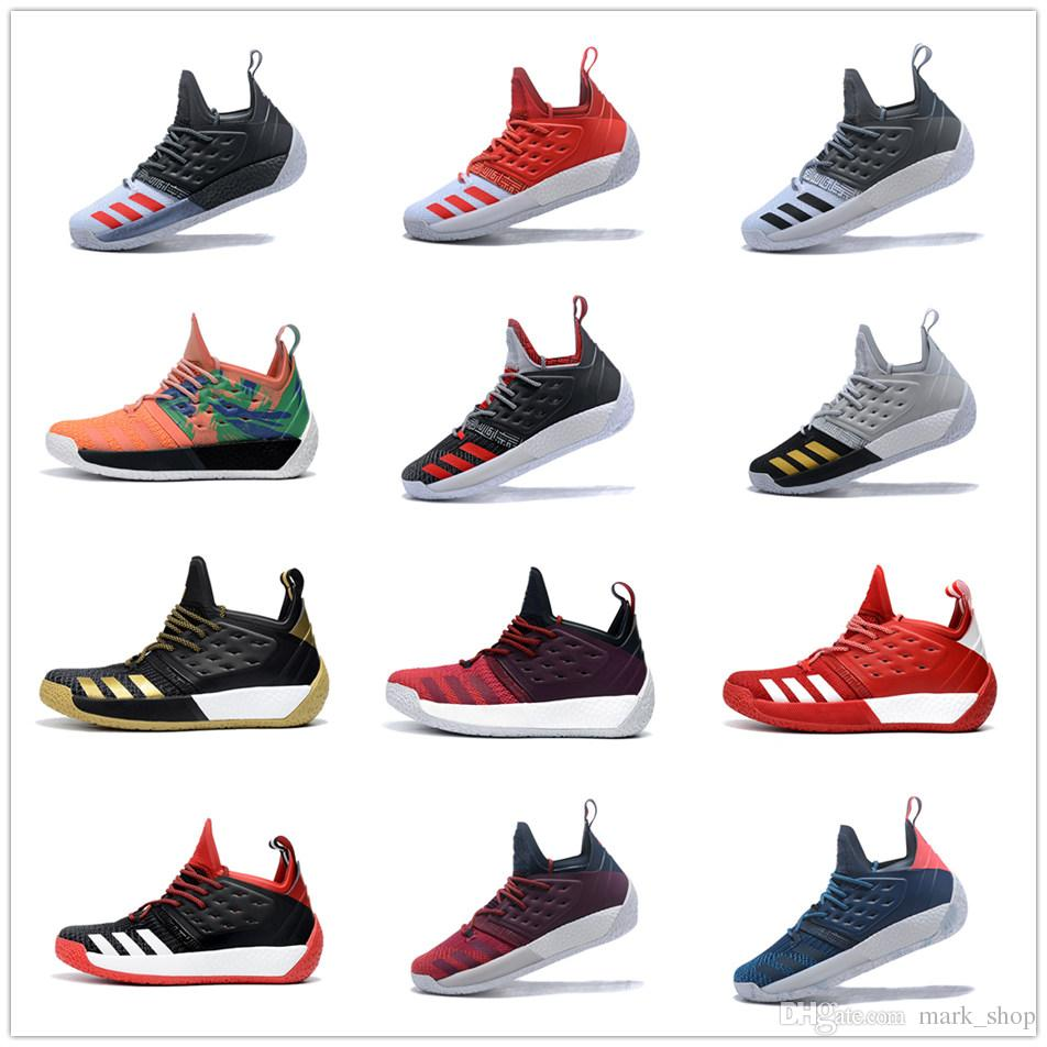 James Harden 2 Generation Combat Boots Top Quality low cut Lightweight Sports Sneakers The rockets 13# big beard Basketball Shoes