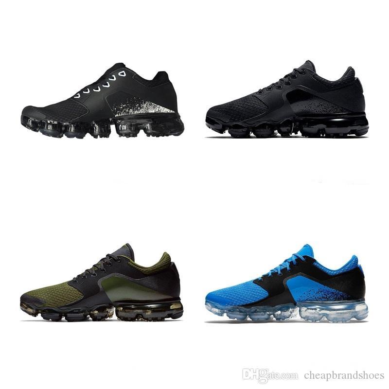 5c220bad5ce63 Compre 2019 Nuevo Vap CS Black Coms V 2.0 Zapatillas De Running Para Hombre  Nuevas Zapatillas De Running Hot Runner Steam Trainer Trainer Racing  Zapatillas ...