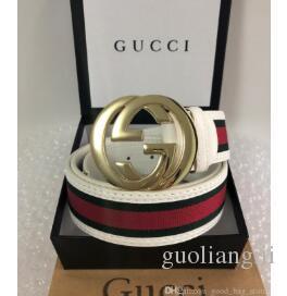 1f399c7039f GUCCI Have Box High Quality Men S Genuine Leather Belt Designer Belts Men  Luxury Strap Male Belts For Men Fashion Pin Buckle For Jeans Running Belt  Belt ...