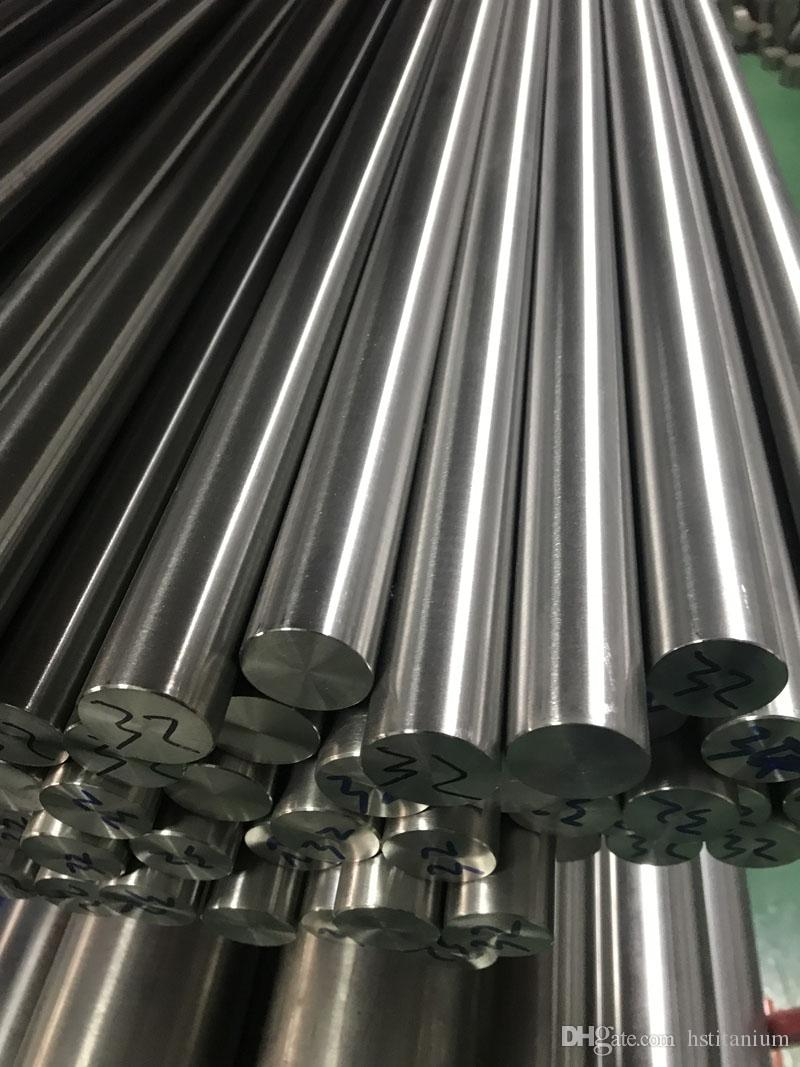 Titanium Bar Price Per Pound Ti6al4v ASTM B348 grade 5 titanium bar price  for sale bar and rod