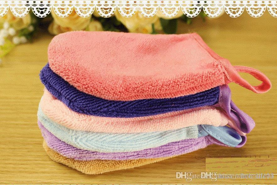 Panno In Microfibra Per Il Viso.Acquista Panno In Microfibra Riutilizzabile Viso Asciugamano Trucco