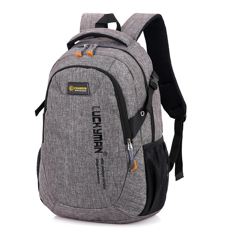Men's Backpack Women Backpack Female School Bag For Teenagers Men Laptop Backpacks Men Travel Bags Large Capacity Student Bags Y19061204