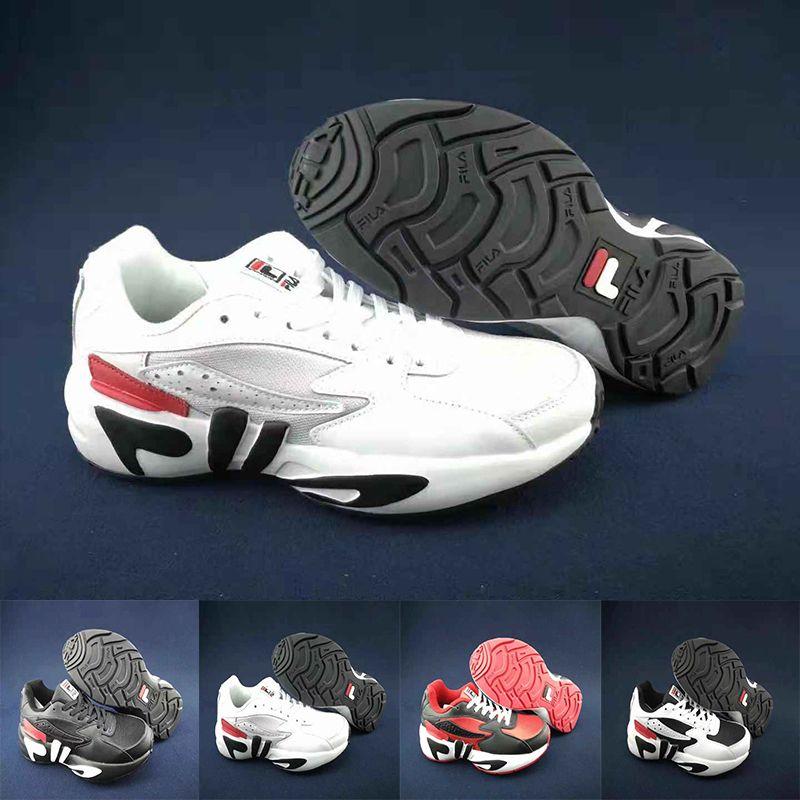 Per Ginnastica Disruptors Sportivo Taglia Designer Sneaker Scarpe Casual 40 Corsa Arrivo Filas 44 Mens Da Uomo BWCnCdx