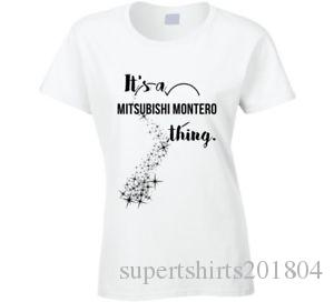 Shirt Montero Its A Thing Car Driving Enthusiast T Shirt