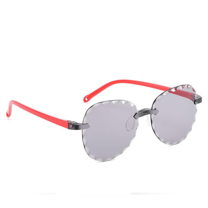 74c30c76bb DLH01 Wholesale Kids Plastic Sunglasses Rimless Style 100% Anti Uv Eye  Protection Brand Designer CE Www. BOTERN.Com Vintage Sunglasses Super  Sunglasses From ...