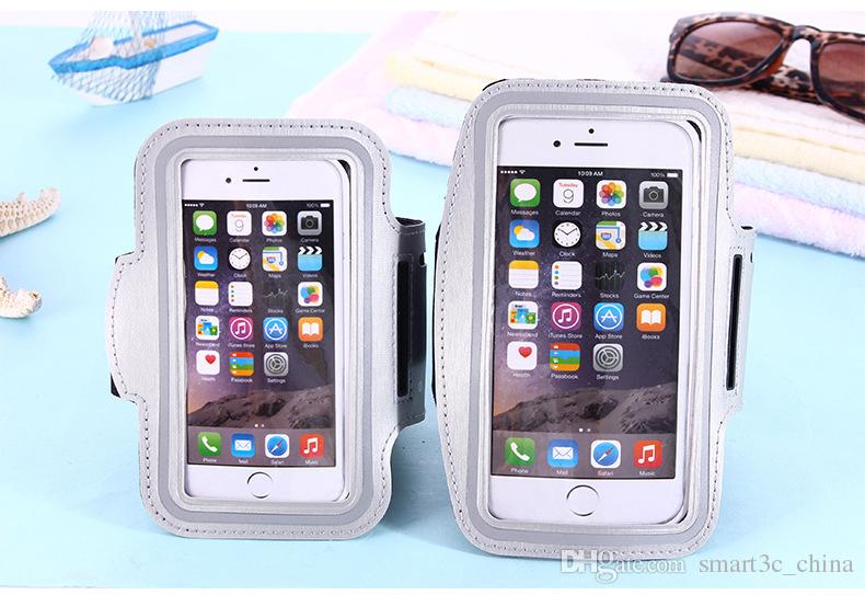 brand new 37170 94ee5 Free Shipping For Iphone 7 7plus Waterproof Sports Running Armband Case For  iphone 6plus Workout Armband Holder Pounch For iphone 5S 6/6S