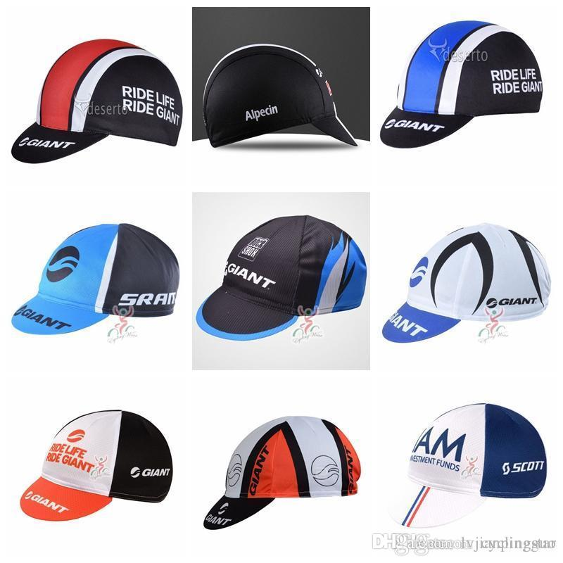 GIANT IAM Cycling Cap Professional Hat Men And Women Camisa De ... a155391f96a