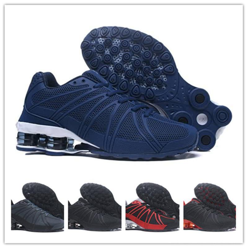 2018 Mens Shox Oz Trainers Shoes Cheap Zapatillas Hombre OZ Kpu Man Running Shoes Men Sports Shoes Tn Sizes Eu40-46