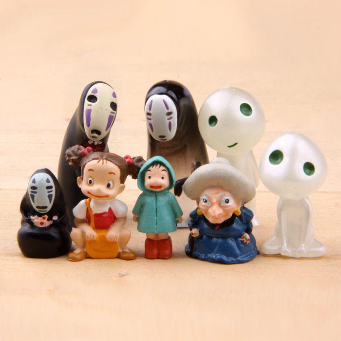 Acheter Hayao Miyazaki Personnages Animes Decoration Horticole