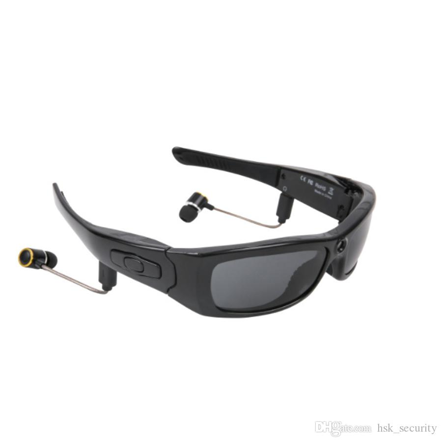 3c0217a6da45 Bluetooth Sunglasses Camera