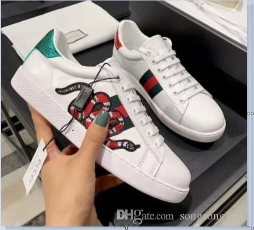 bb98c39e869723 2019 GUCCI New Forcing 1 Men Women Shoes Sneakers Sports Trainers ...