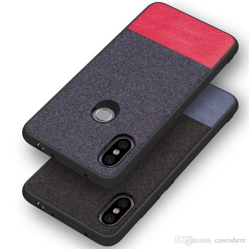 6e3a84c94b9 New Slim Case Premium PU Cover Denim Cases For Xiaomi Redmi Note 7 Pro  Flexible TPU Case Fabric Back Cover For Redmi Note 6 Pro Funda Case Buy Cell  Phones ...