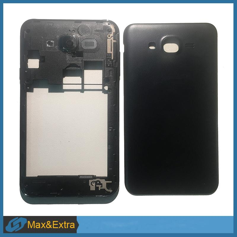 7760afa434 2019 For Samsung Galaxy J7 Neo J701 J701F J701M Battery Cover Back Battery  Door Rear Housing Cover Case With Middle Frame From Shuokai003