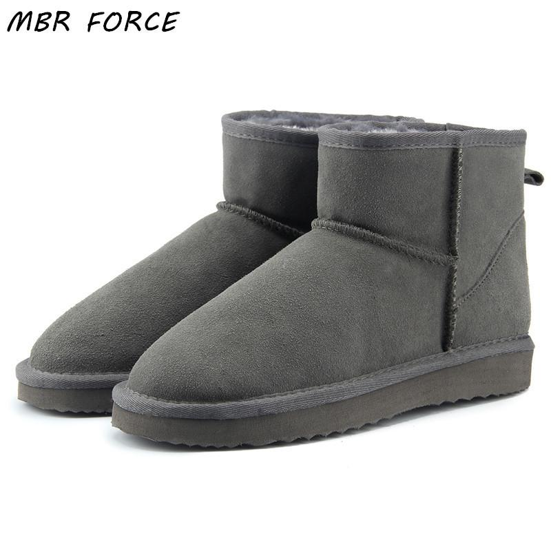 e738913edb7eb High Quality Leather Australia Classic Snow Boots Women Boots Warm Winter  Shoes For Women Us 3 13 Boots Shoes Ankle Boots For Women From Jerry10, ...