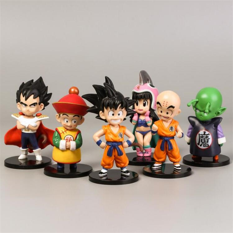 2019 Dragon Ball Z Action Figures 115cm PVC Anime Dbz Goku Toys Kids Birthday Gifts SS216 From Zhengwy1983 1214