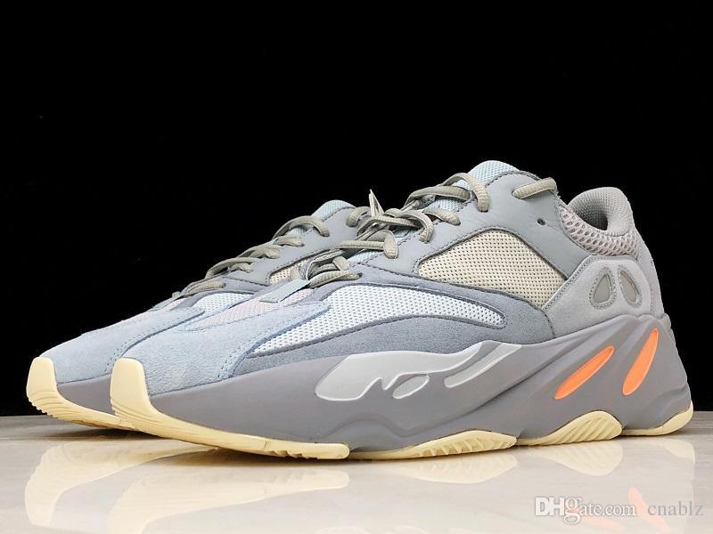 separation shoes 6533c f6a6a 700 Inertia wave Runner 700 V2 Mens Women Designer Sneakers Kanye West  Sport Shoes 5.5-11