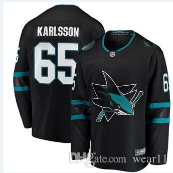 2019 2019 Cheap Hockey Jerseys San Jose Sharks Joe Thornton Custom