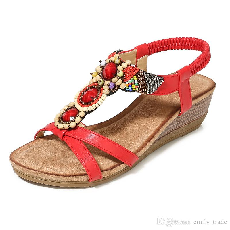 471719759 The New Summer Bling Colorful Rhinestone Butterfly Woman Sandals Crystal  Flats Flip Flops Female Single Shoes Party Beach Dansko Sandals Tall  Gladiator ...