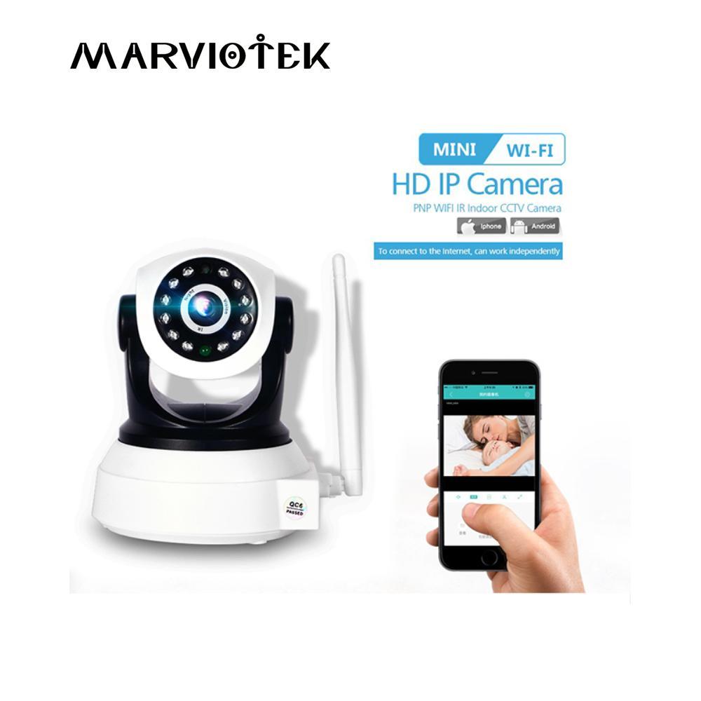 Baby Monitor Home Security IP Camera Wireless Smart WiFi Camera WI-FI Audio  Record Surveillance Kamera HD Mini CCTV