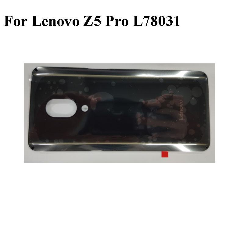 separation shoes 82231 cb4f0 Original new For Lenovo Z5 pro Housing Battery Back Cover Rear Door For  Lenovo Z5PRO L78031 Battery Cover Z 5 Pro