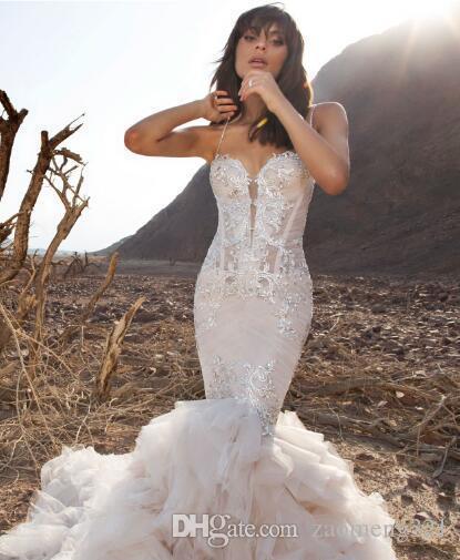 Pnina Tornai Wedding Dresses 2019: Vestidos Para Casamento No Civil 2019 Pnina Tornai Sereia