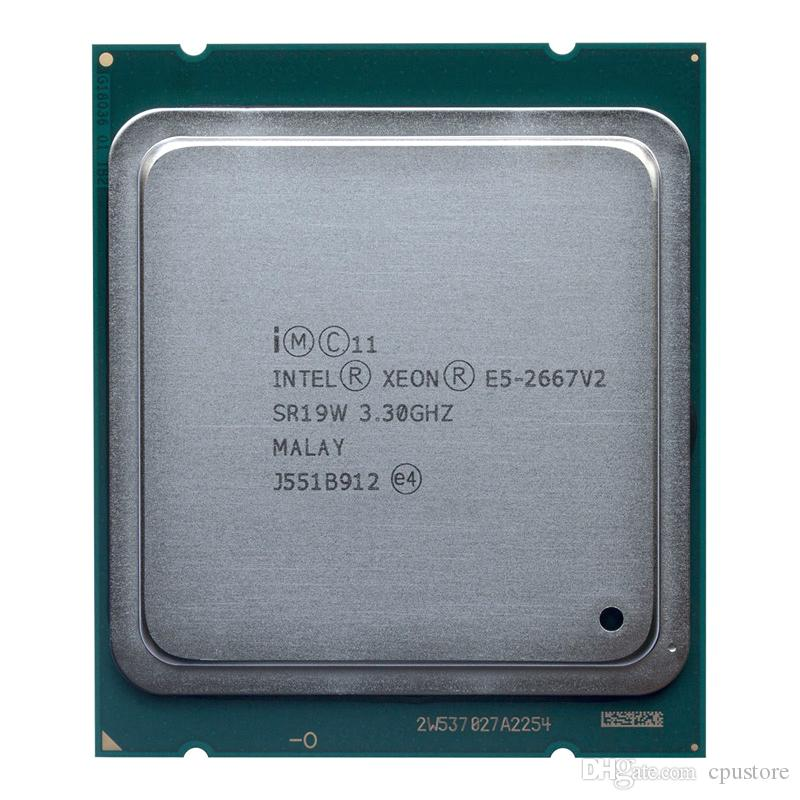 Intel Xeon E5 2667 v2 3 3Ghz 8Core 16Threads 25MB Cache SR19W 130W Processor