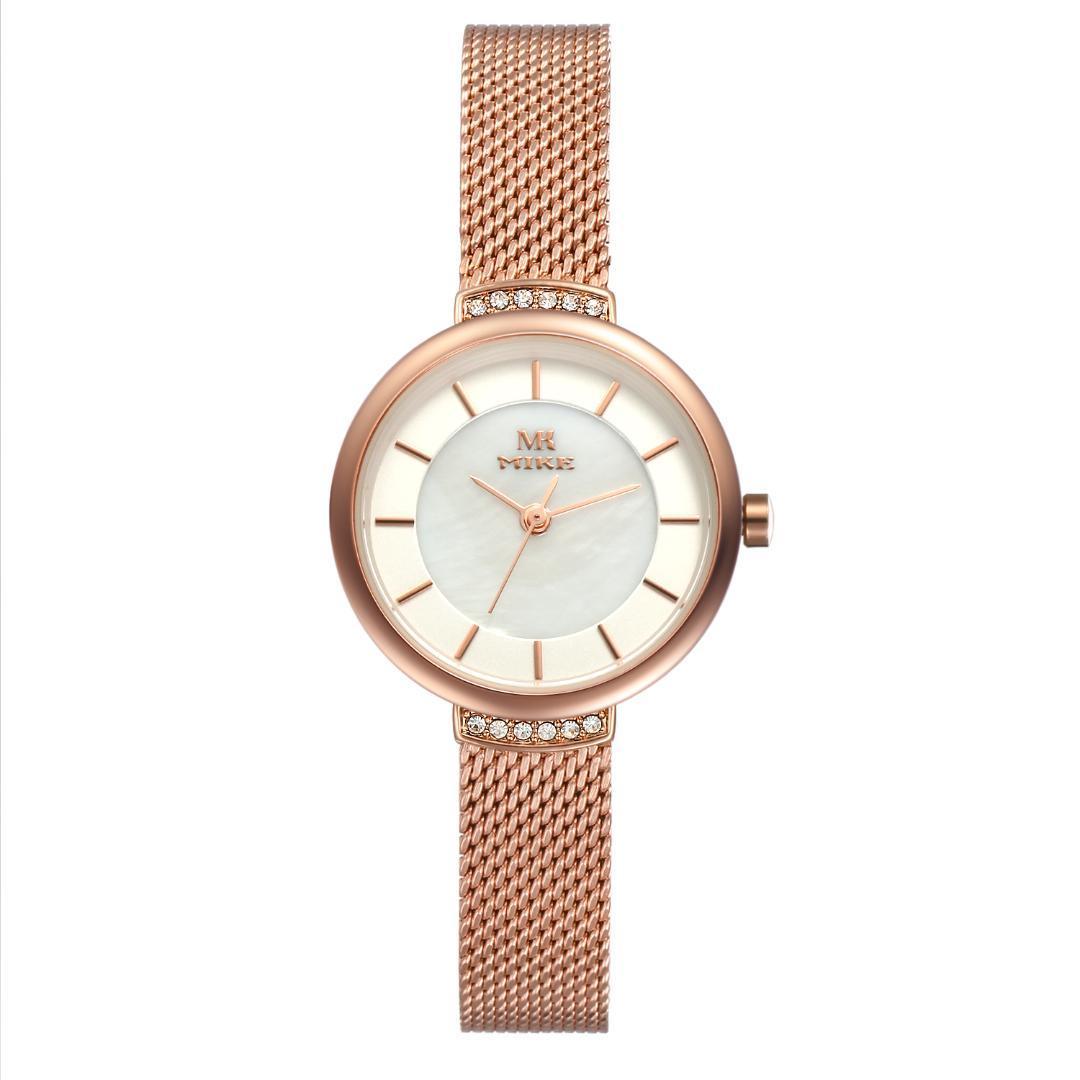 ea31f9407864bb Acquista LANCARDO New Style Lady's Watches Cinturino In Acciaio  Inossidabile Di Alta Qualità Delle Donne Di Fascino Orologio Al Quarzo Con  Strass Caso Reloj ...
