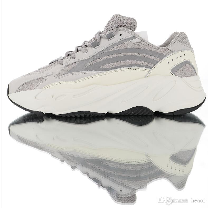 d7ba6f1fc6624 Originals Kanye West X Adidas Yeezy Runner Boost 700 MEN WOMEN SNEAKERS SPORTS  RUNNING DAD SHOES Fashion Indoor Soccer Shoes Oxford Shoes From Heaor